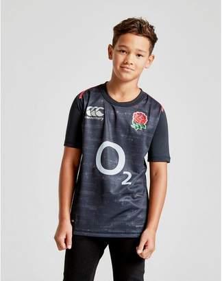 Canterbury of New Zealand England RFU 2018/19 Alternate Pro Shirt Junior