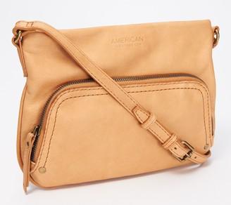 American Leather Co. Glove Leather Crossbody - Ridgewood