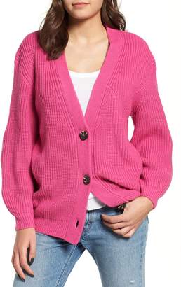 BP Puff Sleeve Cardigan