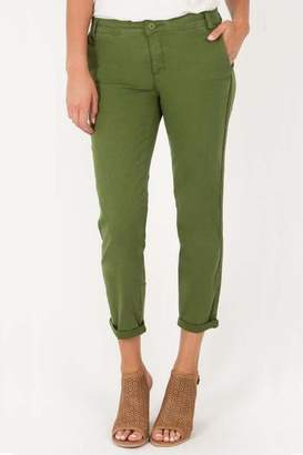 KUT from the Kloth Julianne Crop Trouser