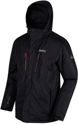 Regatta Great Outdoors Mens Fabens Hooded Waterproof Jacket (M)