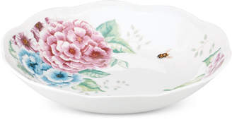 Lenox Butterfly Meadow Hydrangea Collection Pasta Bowl