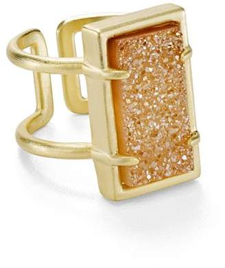 Kendra Scott Lennox Adjustable Drusy Ring