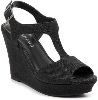 Rampage Candelas Wedge Sandal - Women's