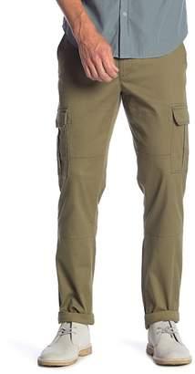 WALLIN & BROS Solid Cargo Pants
