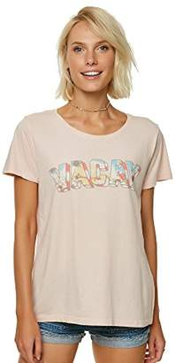 O'Neill Women's Vacation Graphic Print Tee
