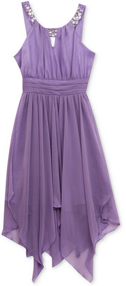 Rare Editions Embellished Party Dress, Big Girls (7-16) $64 thestylecure.com