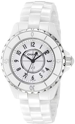 Chanel Women's H0968 Analog Display Quartz Watch