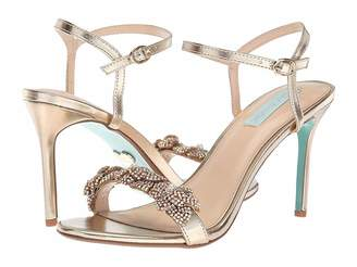 Betsey Johnson Blue by Harlo