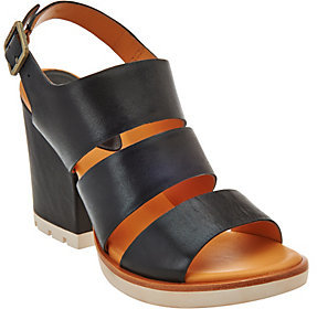Kork-Ease Open Toe Three-Strap Sandals - Lenny $42.98 thestylecure.com