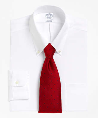 Brooks Brothers Regent Fitted Dress Shirt, Button-Down Collar