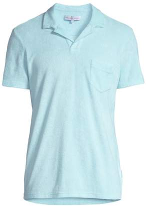 Orlebar Brown Classic-Fit Beachwear Polo