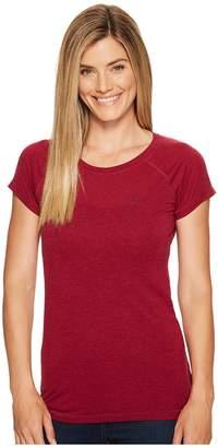 Fjallraven Abisko Trail T-Shirt Women's Short Sleeve Pullover