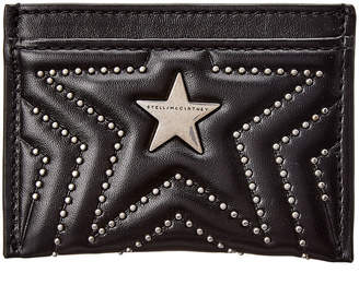 Stella McCartney Stella Star Card Holder