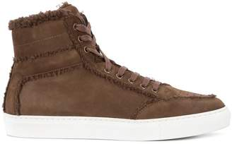 Koio Primo Coccinella hi-top sneakers