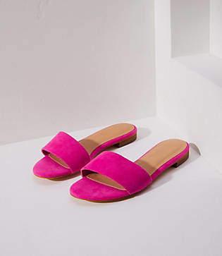LOFT Slide Sandals
