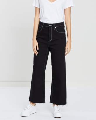 Articles of Society Annie Wide Leg Jeans