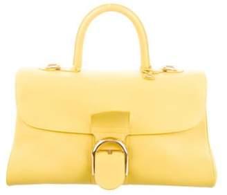 Delvaux Sellier Brillant MM Satchel Yellow Sellier Brillant MM Satchel