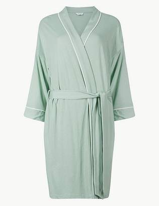 Marks and Spencer Bridesmaid Tie Front Wrap Dressing Gown