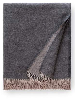 Sferra Tartini Merino Wool Throw