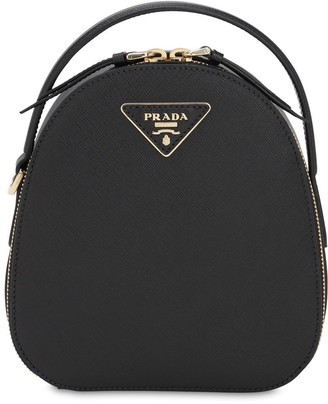 Prada Small Saffiano Leather Backpack