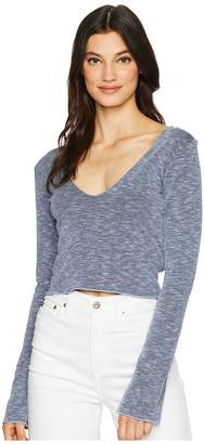 Lucy-Love Lucy Love Everyday Crop T-Shirt Women's T Shirt