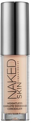 Urban Decay Naked Skin Weightless Complete Coverage Concealer - Light Neutral $12 thestylecure.com