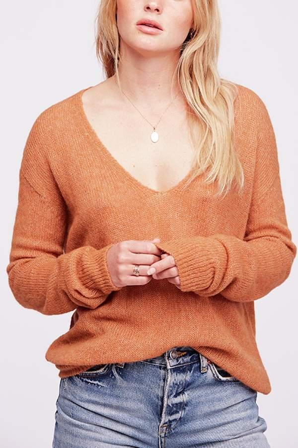 Gossamer Vneck Sweater