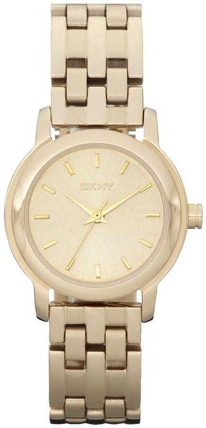 DKNY Small Round Bracelet Watch