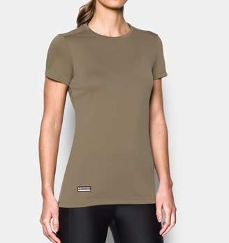 Under Armour Womens UA Tech Tactical T-Shirt