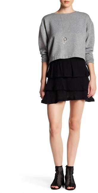 IROIRO Zinnia Tiered Skirt