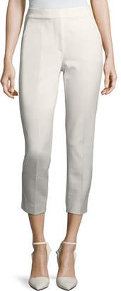 Max Mara Cropped Slim-Leg Pants