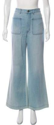 Mayle High-Rise Wide Jeans