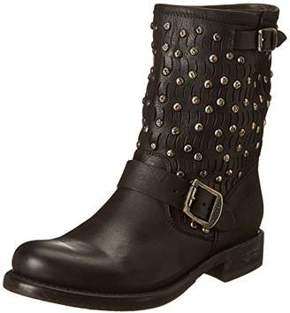 Frye Women's Jenna Cut Stud Short Boot