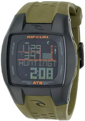 Rip Curl Men's A1015 Trestles Oceansearch Digital Tide Surf Watch