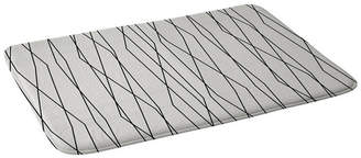 Deny Designs Heather Dutton Linear Cross Stone Bath Mat Bedding