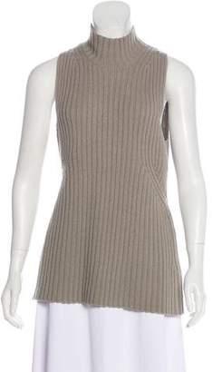 Donna Karan Cashmere Sleeveless Sweater