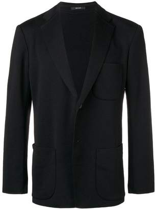 Issey Miyake single breasted dinner jacket