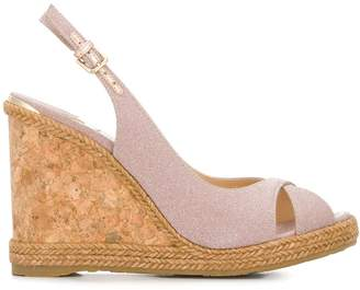 Jimmy Choo Amely 105 Wedges