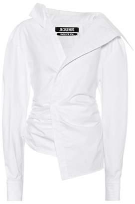 La Chemise Elie cotton shirt