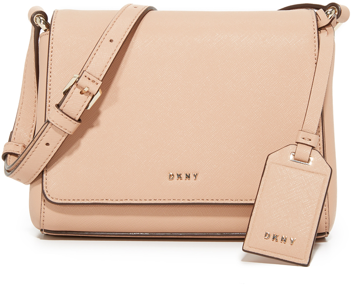 DKNY DKNY Bryant Park Mini Flap Cross Body Bag