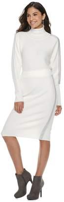 JLO by Jennifer Lopez Women's Lurex Pencil Skirt
