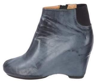 MM6 MAISON MARGIELA MM6 by Maison Martin Margiela Wedge Ankle Boots