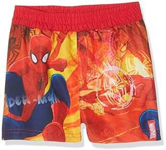 Spiderman Marvel Boy's Swim Shorts,(Manufacturer Size:8 Years)