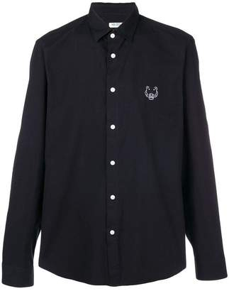 Kenzo side tiger longsleeved shirt