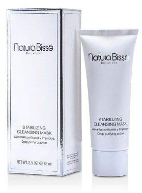 Natura Bisse NEW Stabilizing Cleansing Mask 75ml Womens Skin Care