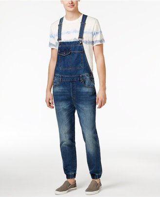 American Rag Men's Cotton Overall Joggers, Created for Macy's $60 thestylecure.com