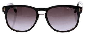 Tom Ford Franklin Keyhole Sunglasses