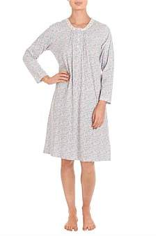 Givoni Greta Short Collarless Nightie