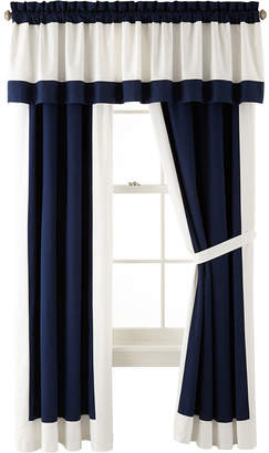 Izod Varsity Stripe 2-Pack Curtain Panels